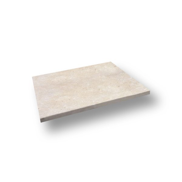 16x24 Classic Ivory Eased Edge Pool Coping